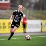 Eeva Kettunen U18 maajoukkueleirille