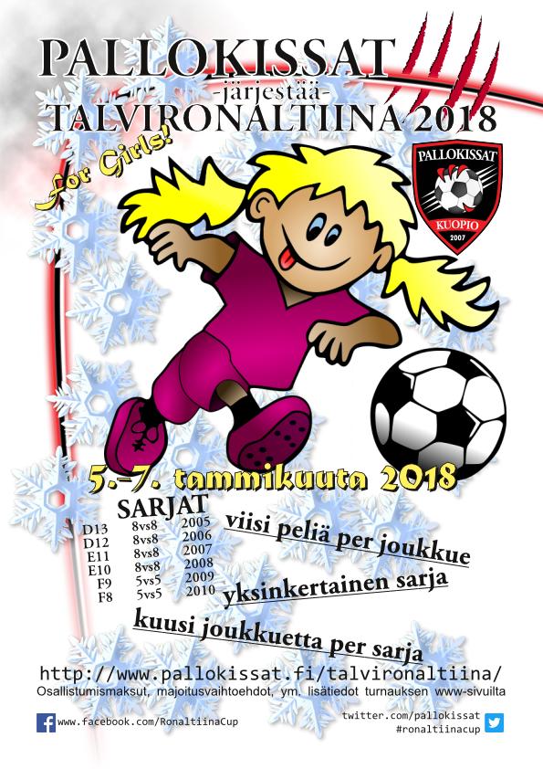 TalviRonaltiina 2018