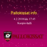 Info-tilaisuus 4.2.2018