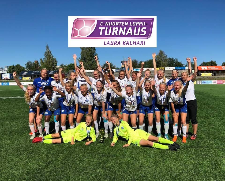 EBK voitti Laura Kalmari turnauksen 2018