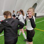 C14-tyttöjen Puolen Suomen Liigalle lennokas alku